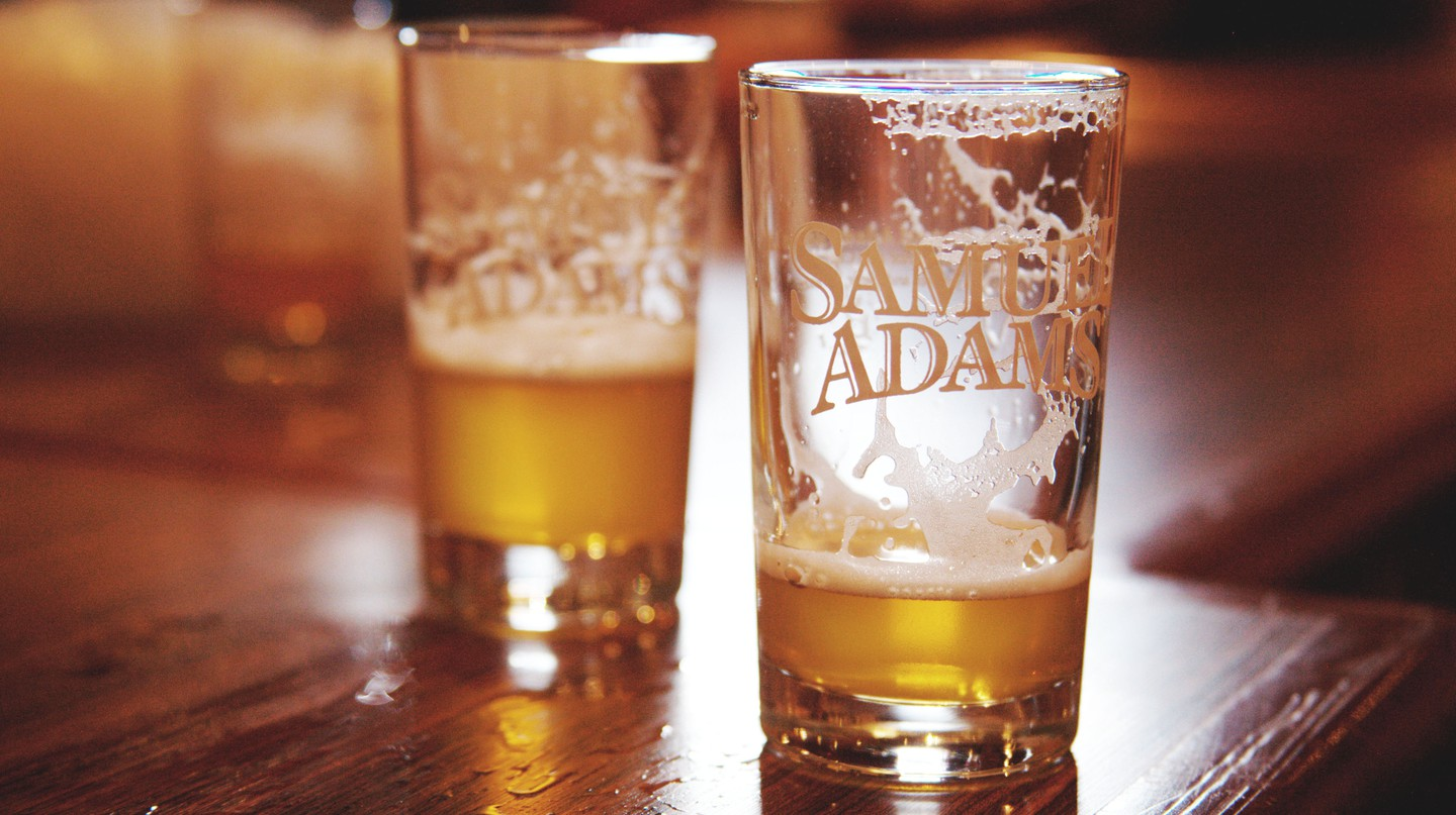 Boston is the home of brewing pioneer Samuel Adams