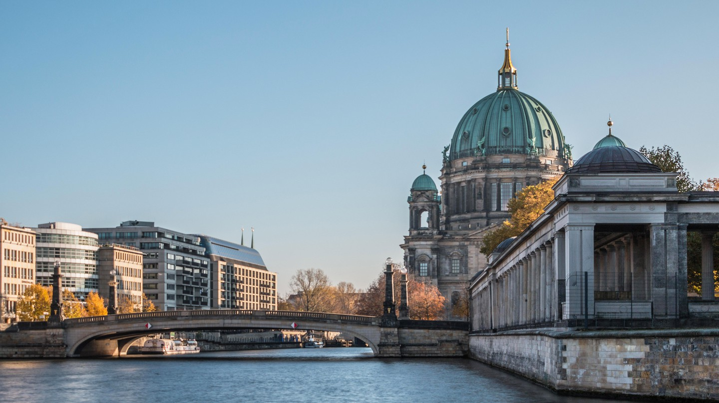 Berlin's dramatic history provides a rich backdrop for literary works