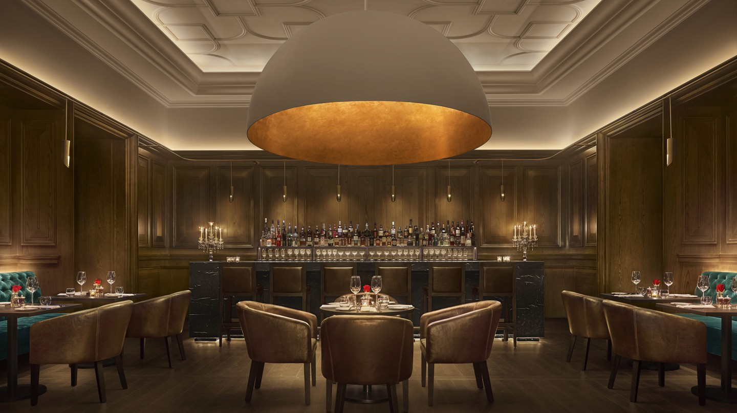 Oak Room, The Abu Dhabi EDITION is one of many quality restaurants in Abu Dhabi