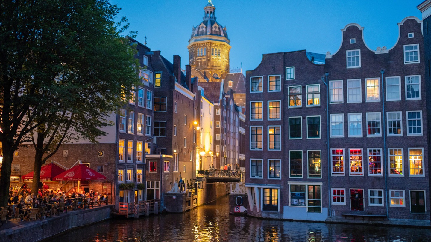 Amsterdam is one of the most exciting cities in Europe