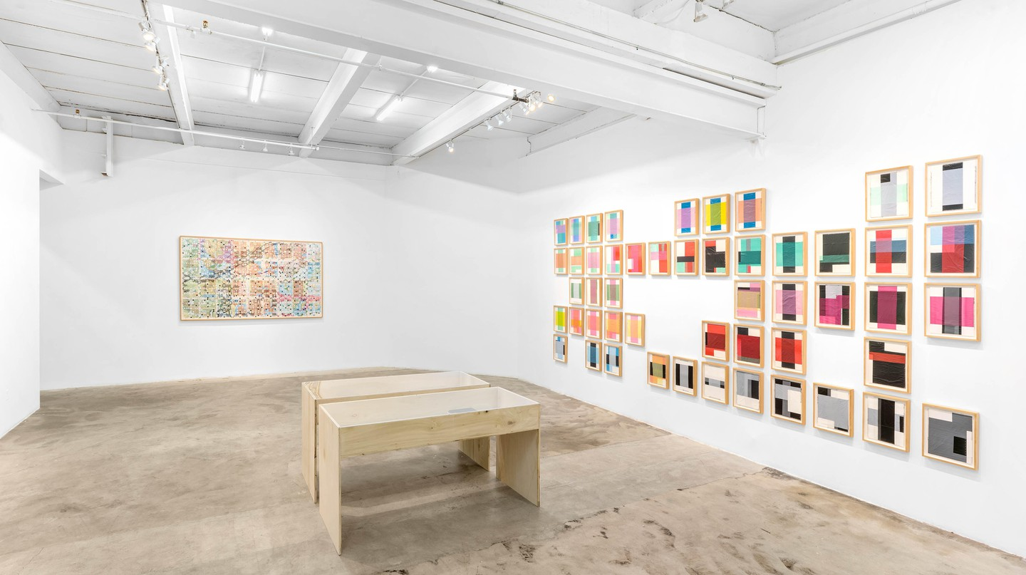 Emerson Dorsch moved into its enormous Little Haiti space in 2017