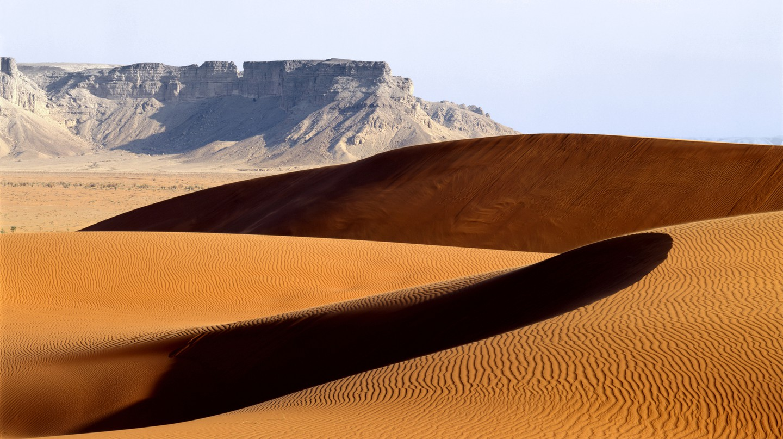 Take a soul-affirming desert trip in Saudi Arabia