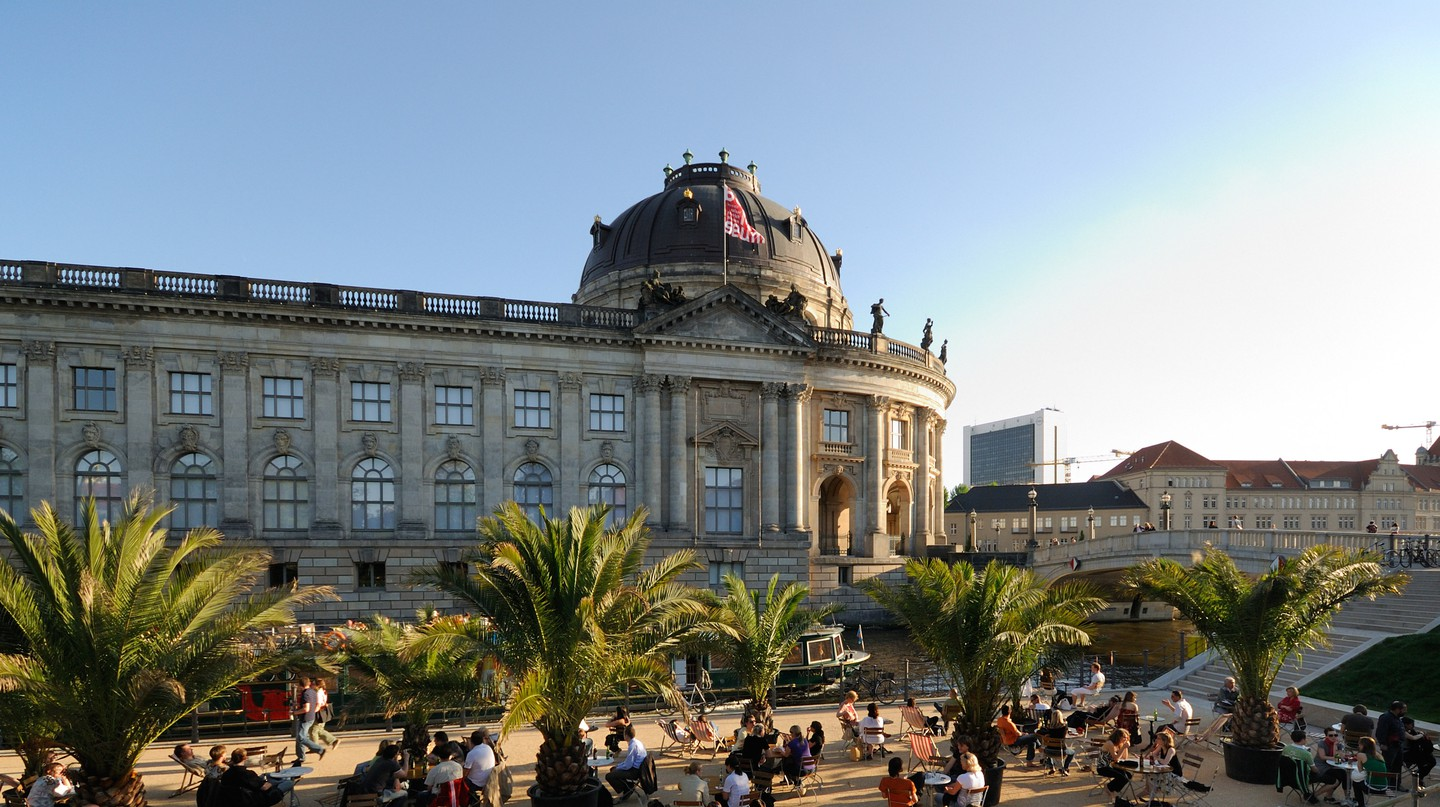 Mitte is one of Berlin's most diverse neighbourhoods