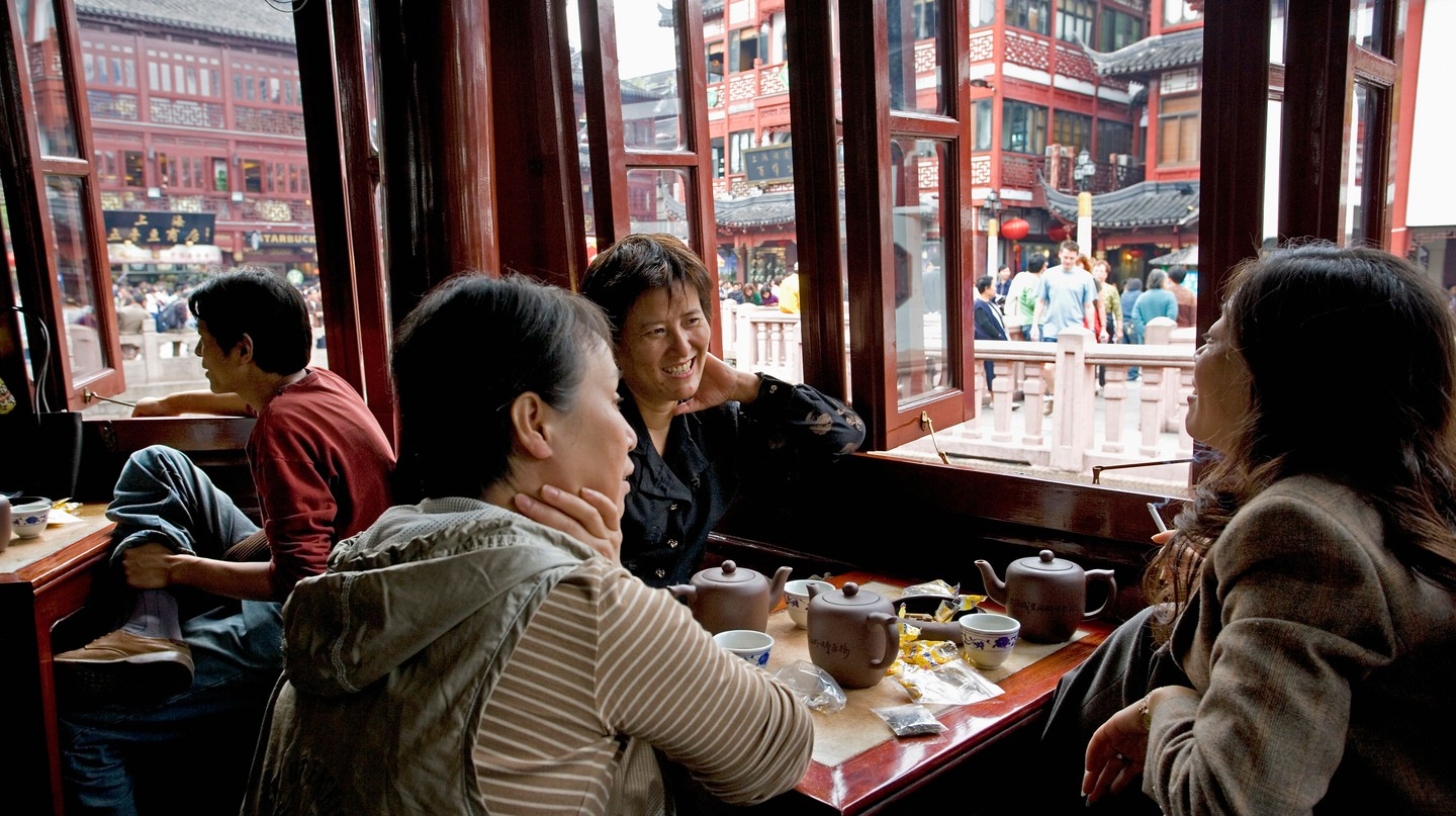 Shanghai offers an expansive variety of culinary treats