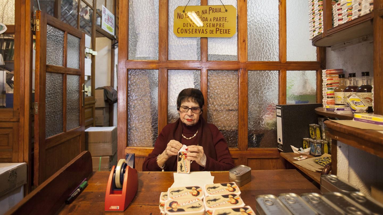 Conserveira de Lisboa maintains its vintage vibe
