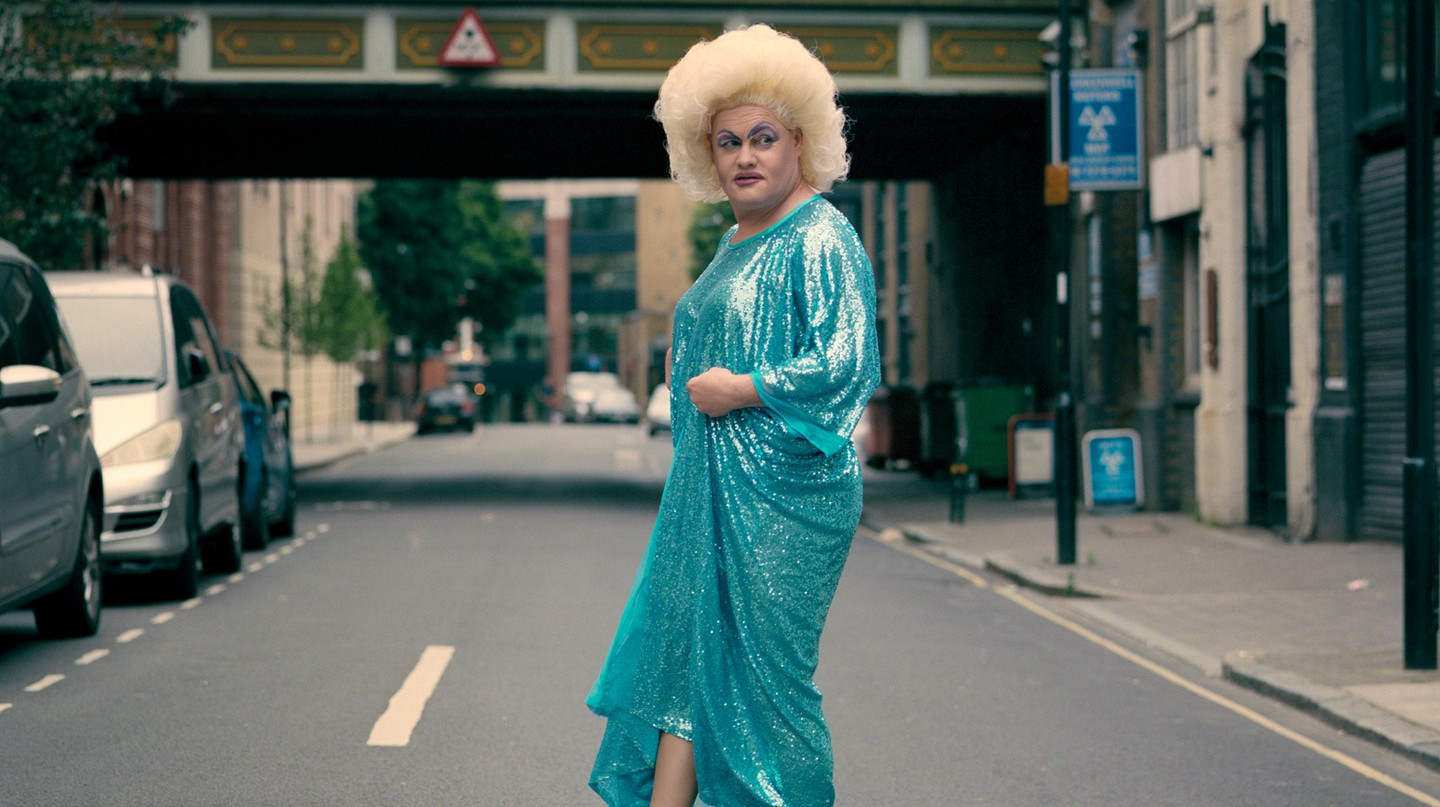 Disabled, Queer and Here was created by Wayne Allingham... with more than a little help from his drag persona, Sugar Cube