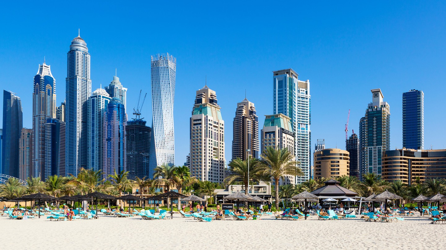 Dubai has several hotels that won't burn a hole in your wallet
