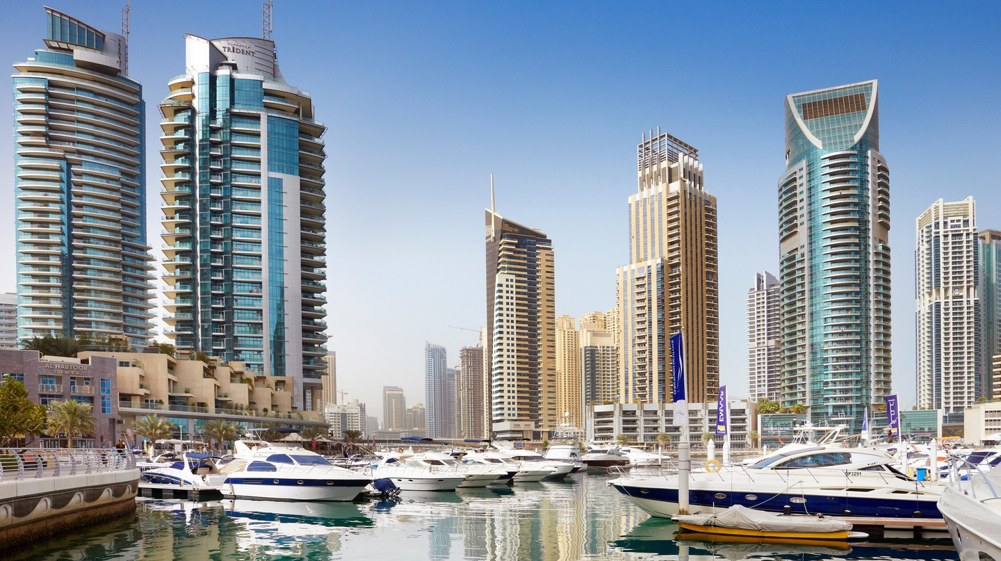 Dubai has many Airbnb accommodations of all sizes