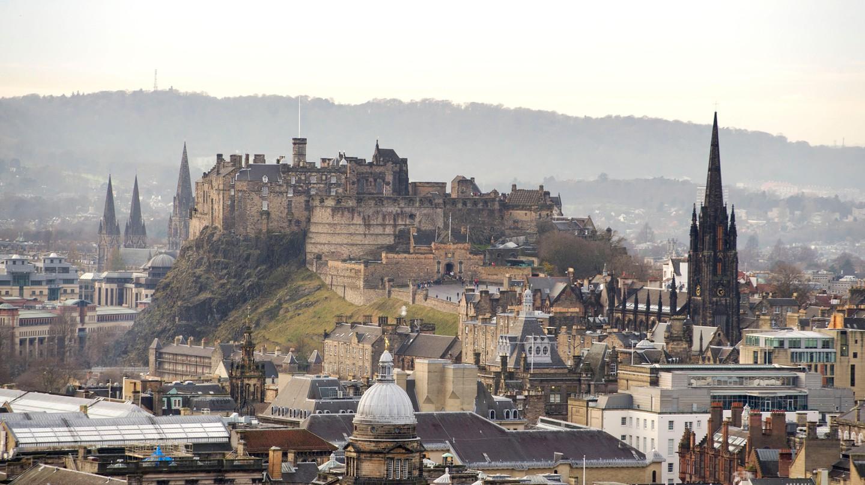 Edinburgh has accommodation options for every budget