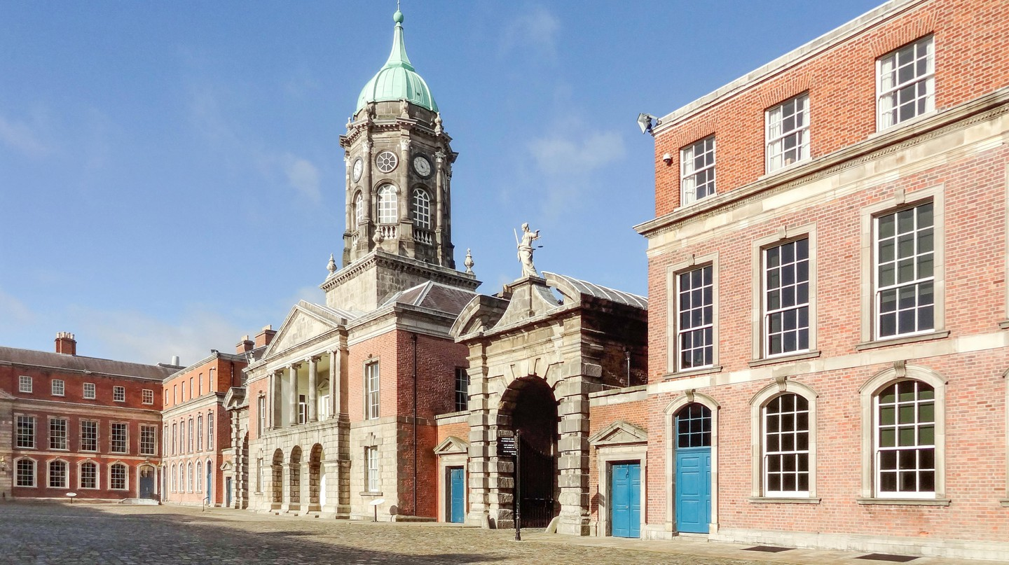 Dublin Castle is just one of the city's many attractions