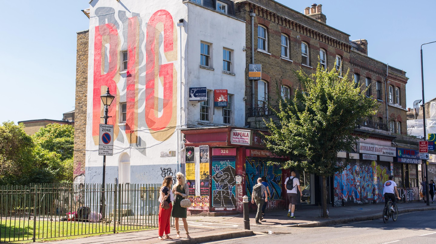 Explore Bethnal Green on your trip to London