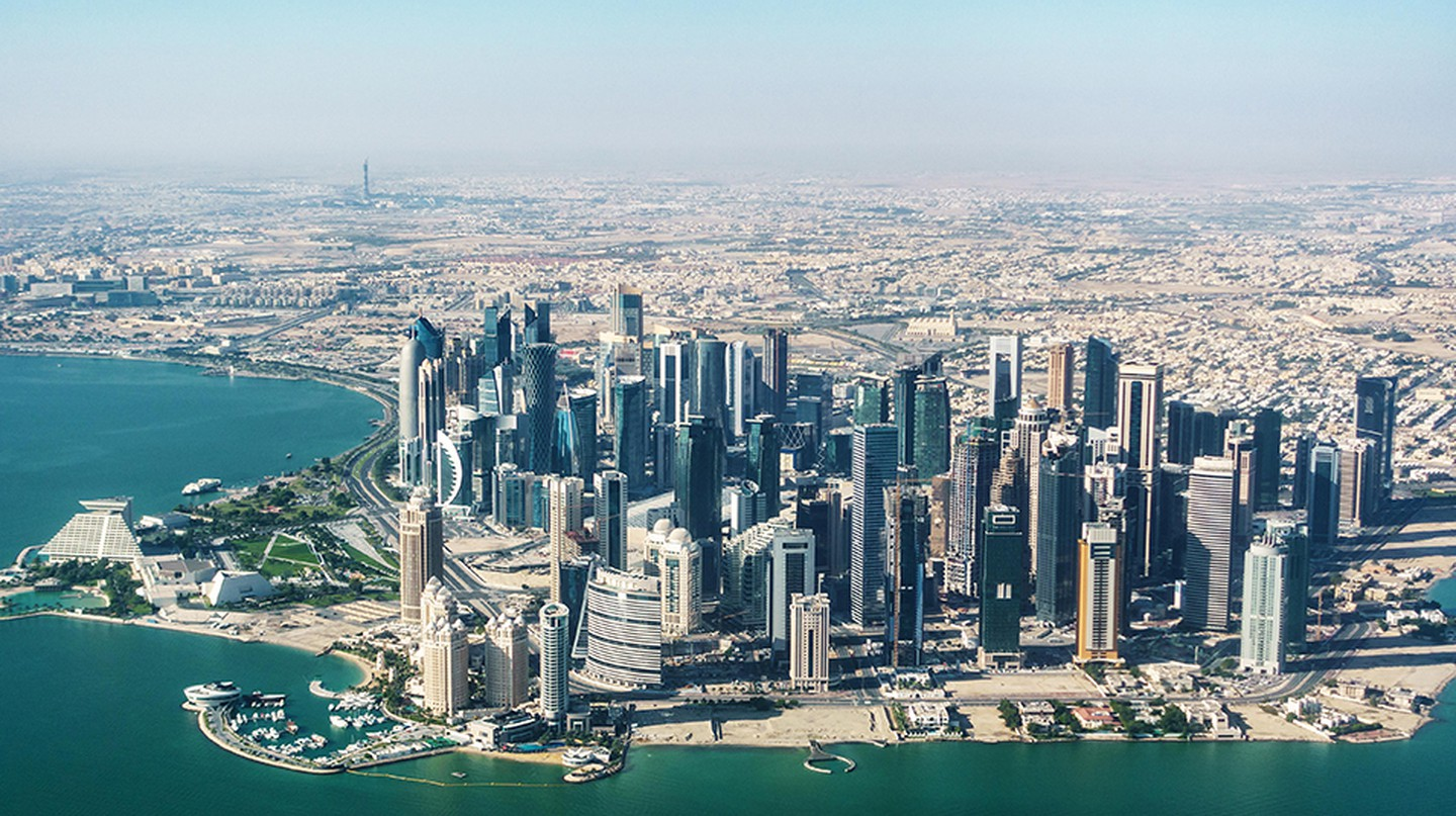 Doha has exploded into a cosmopolitan capital that still embraces its Bedouin beginnings