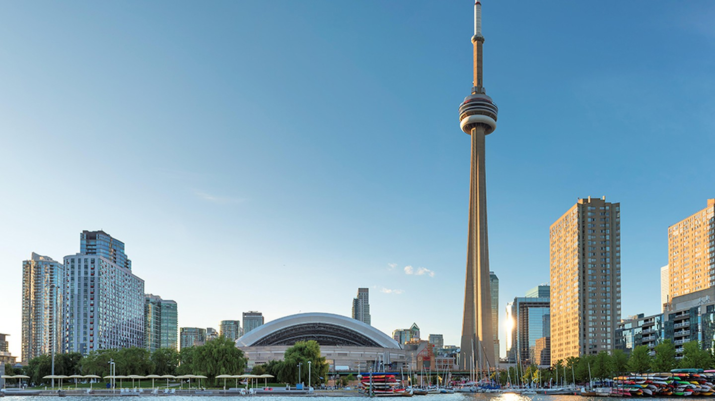 Sample a local wine on your trip to Toronto