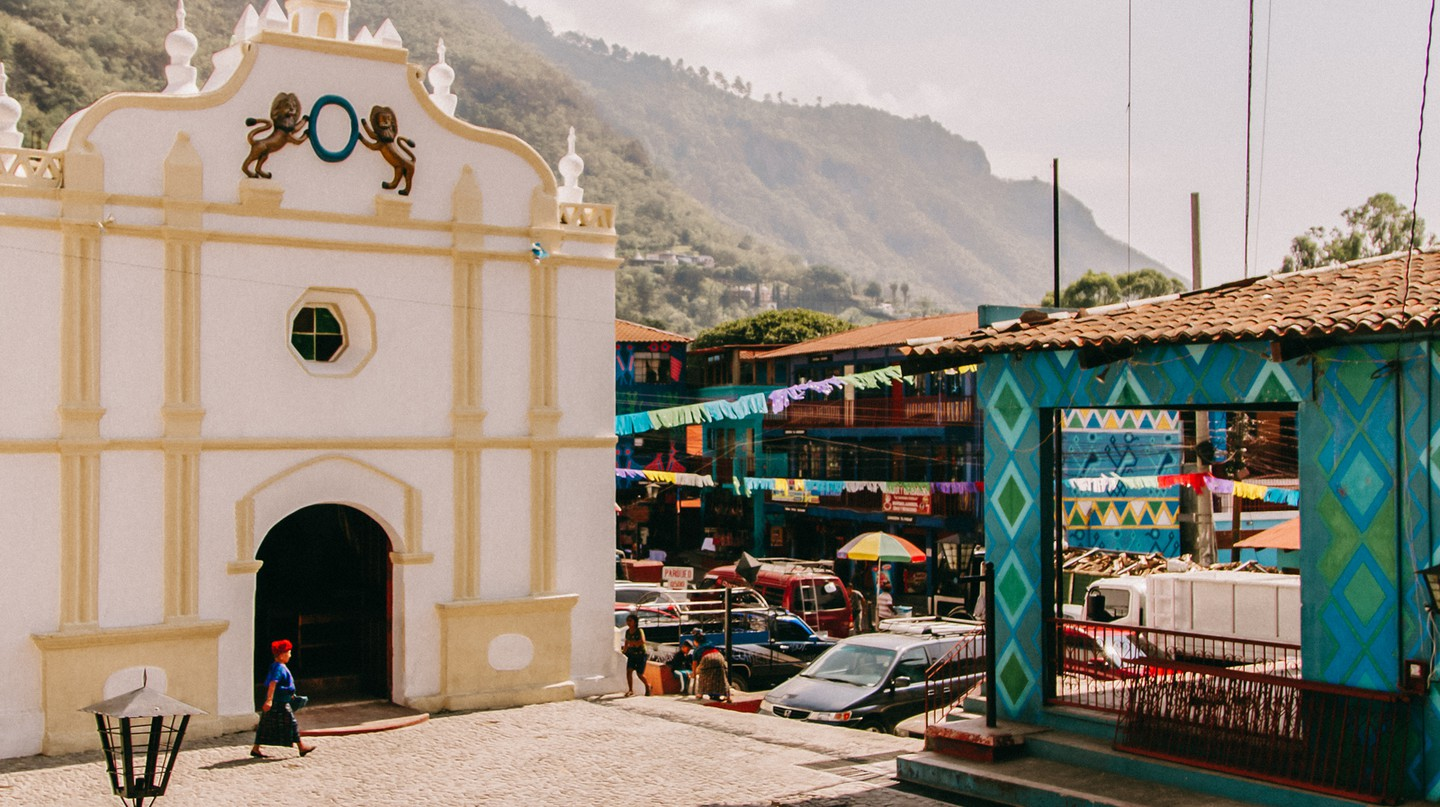 A Look at the Guatemalan Town That Is Transforming Into a Work of Art