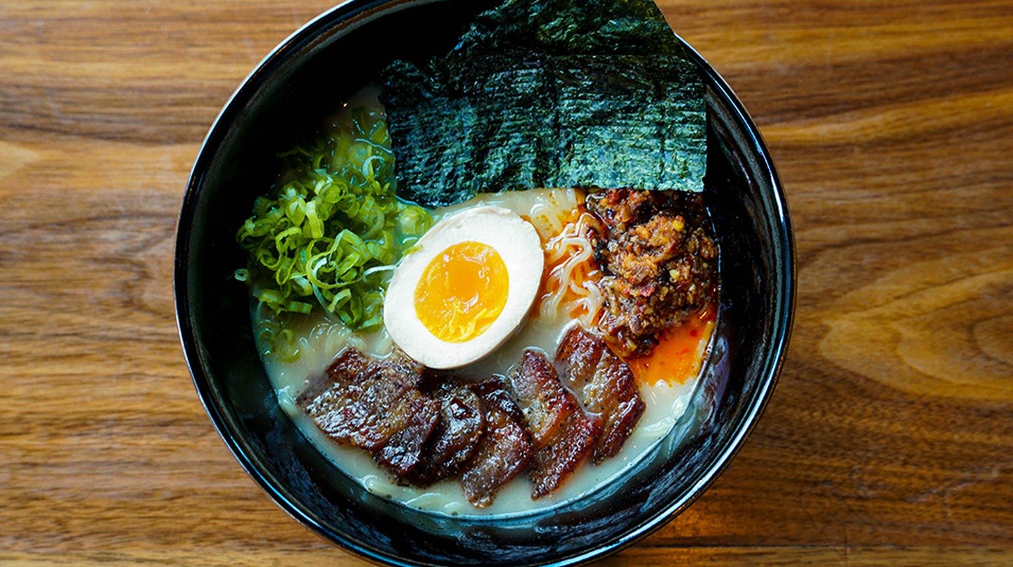 Guchi's Midnight Ramen is one highlight at PAGU