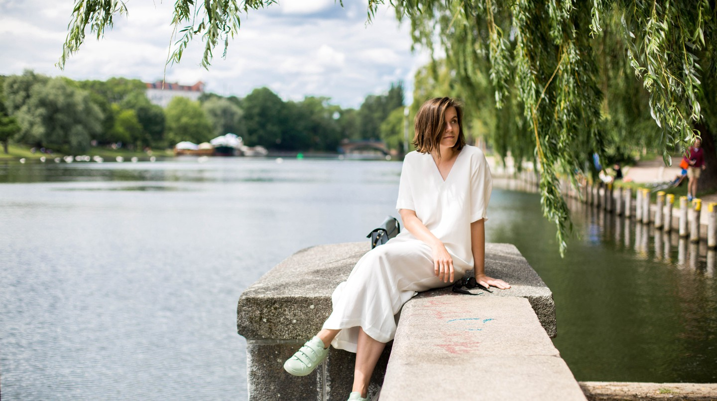 Mary Scherpe is the woman behind influential food and lifestyle blog Stil in Berlin