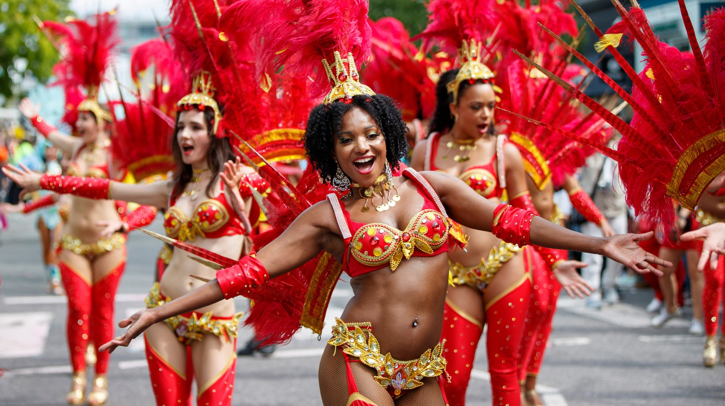 London comes together during Notting Hill Carnival