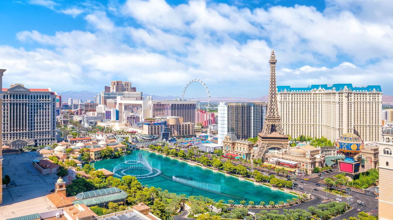 Las Vegas is an oasis of fun in the desert