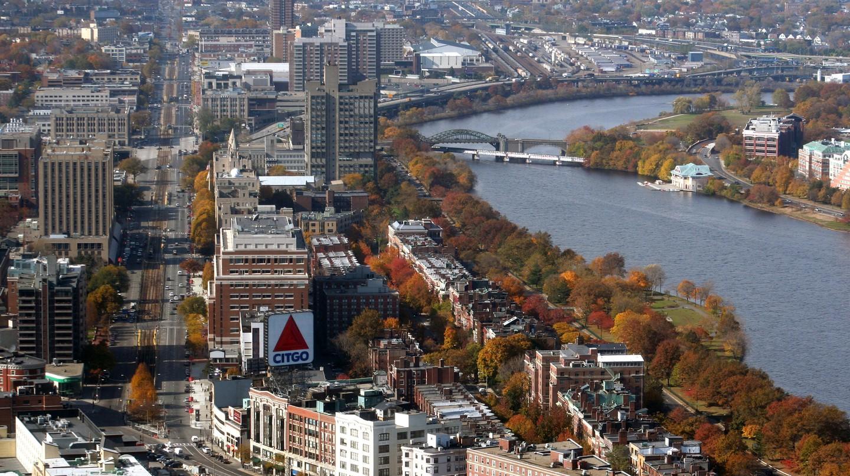 Boston's Fenway-Kenmore neighborhood is more than baseball
