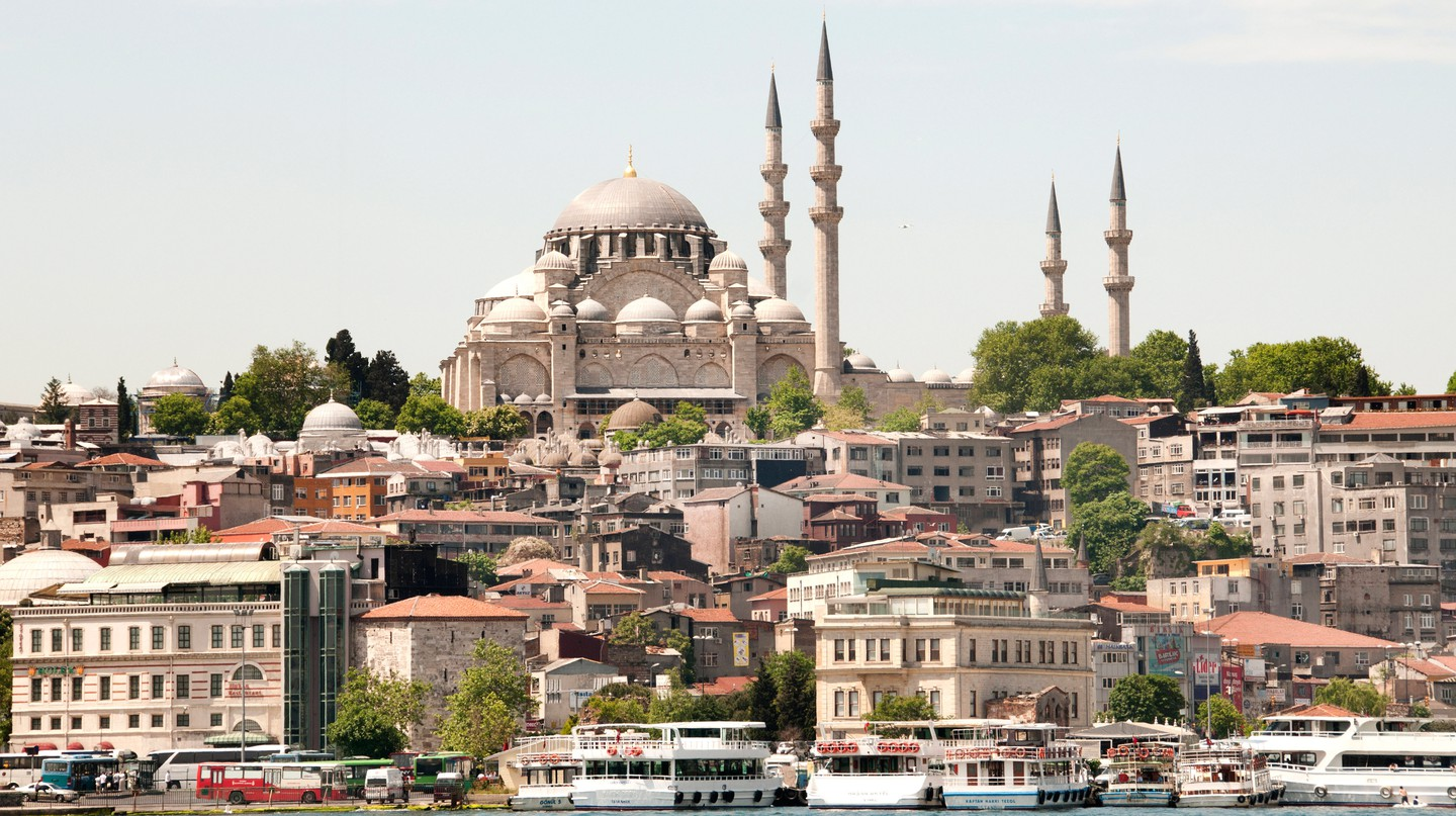 Istanbul is Turkey's cultural capital