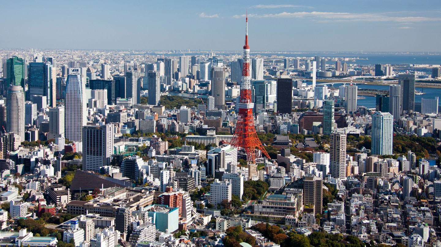 Tokyo is the perfect city for experiencing old and new Japan