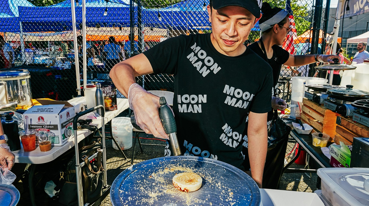 At the Queens Night Market, dishes are no more than $6
