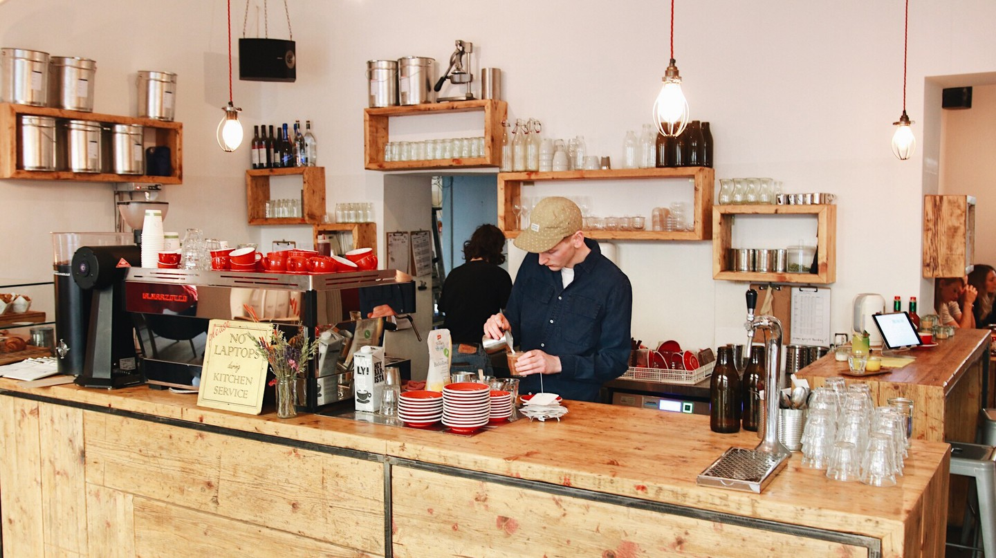Australian-run Silo Coffee is one of the best places in Berlin to get your caffeine fix