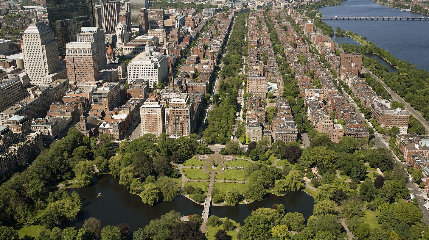 Boston's Back Bay has green spaces, shopping, history and much more