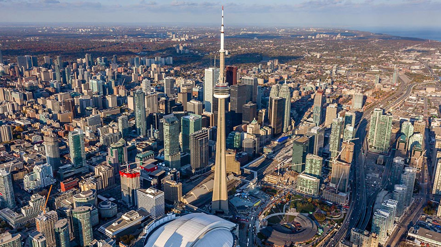 Toronto has attractions for every traveler and budget