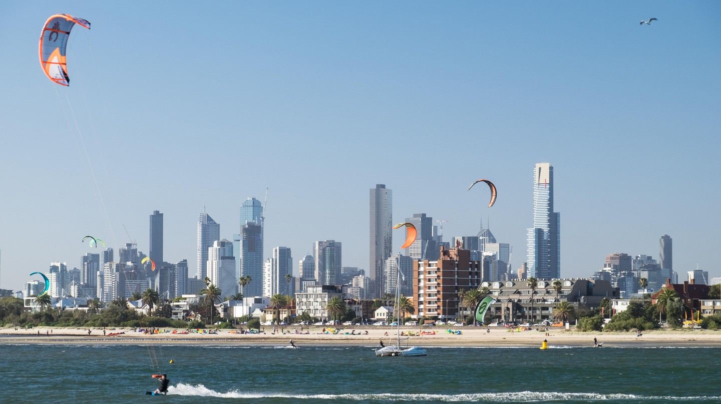 Melbourne is one of the most liveable cities in the world