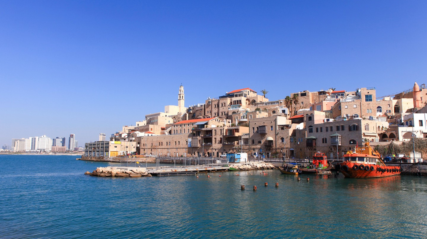 The Old Jaffa Port is among the oldest ports in the world