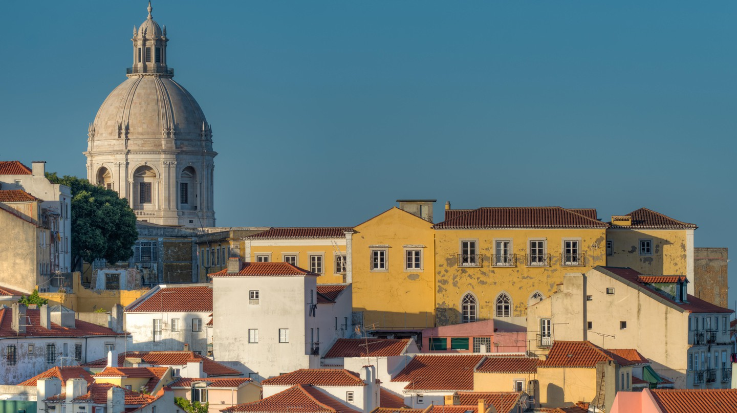 Stay at a hotel in Lisbon's Alfama district