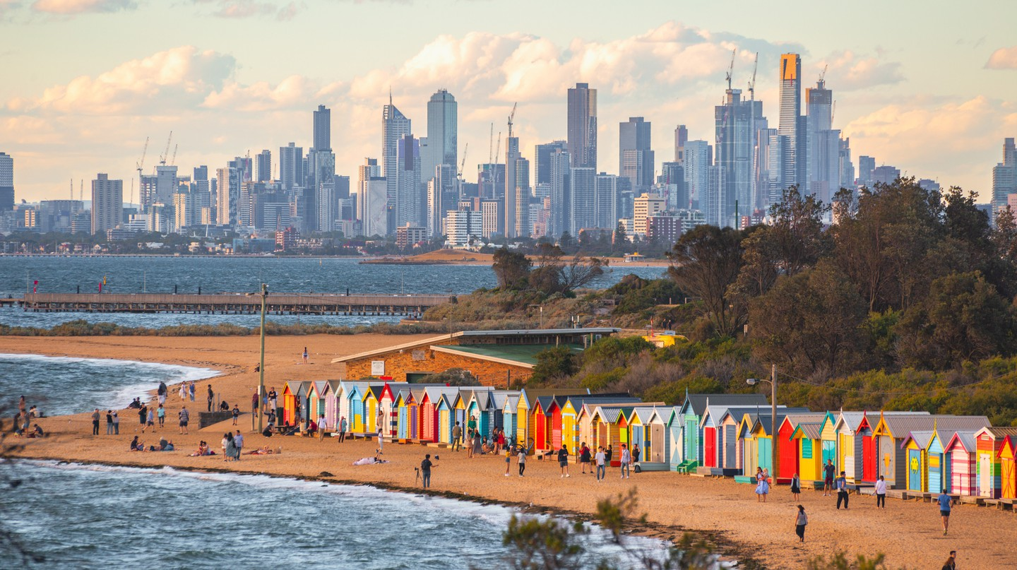 A city of art, literature, green spaces and good food – this is why Melbourne is a must-visit