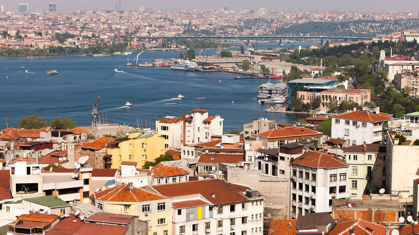 Istanbul is home to many fantastic Airbnbs