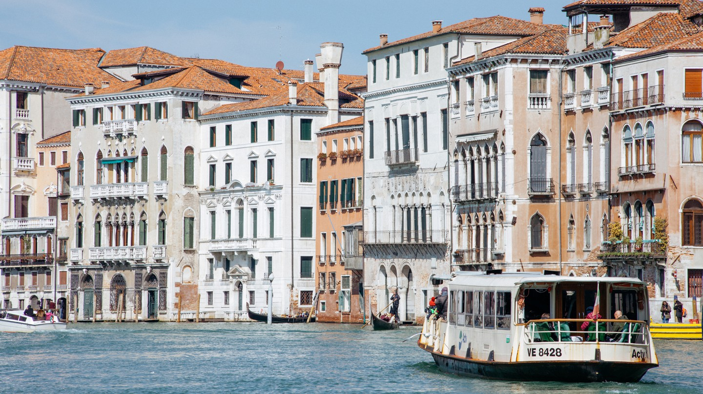 There are affordable options in Venice if you know where to look