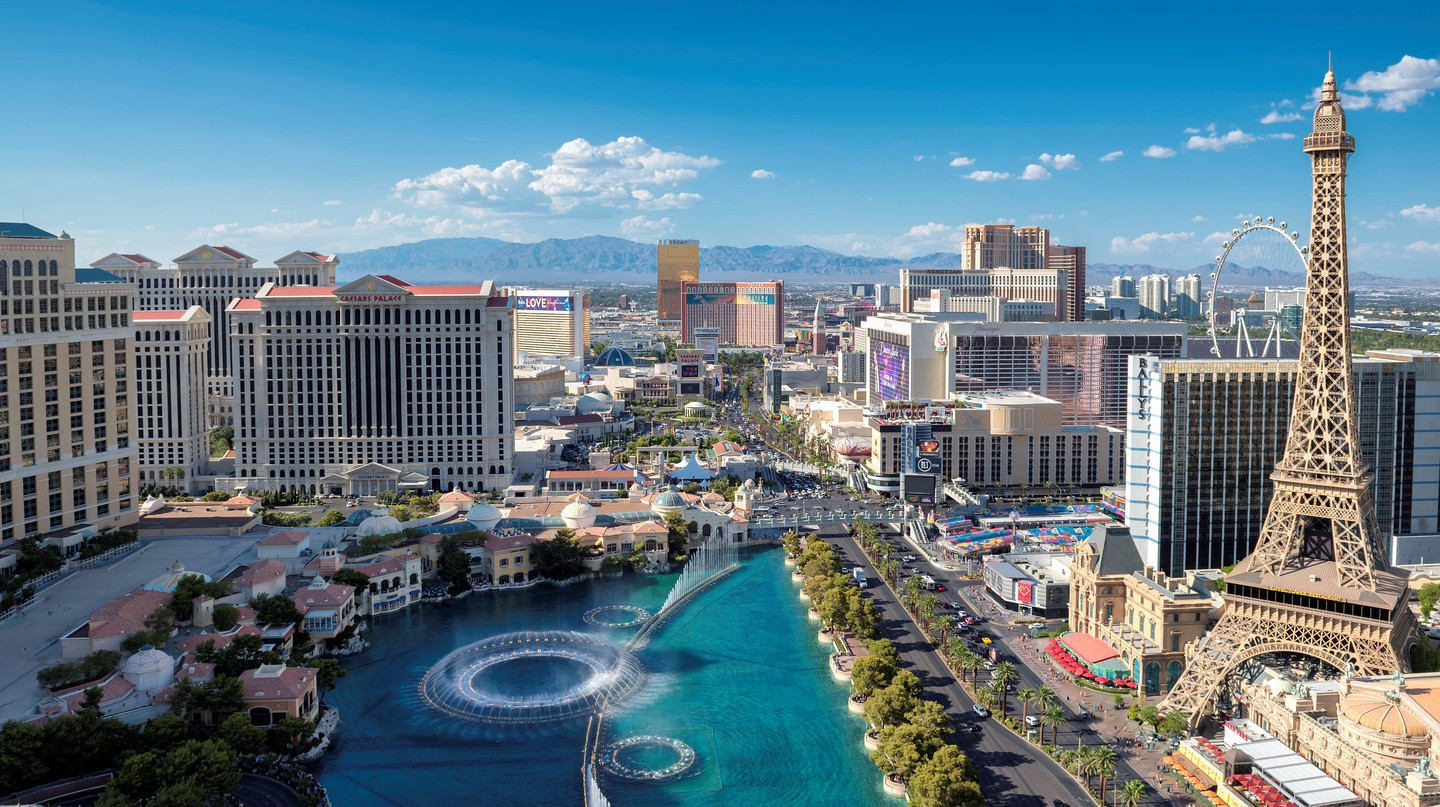 Las Vegas is brimming with accommodations options, from luxurious to cozy
