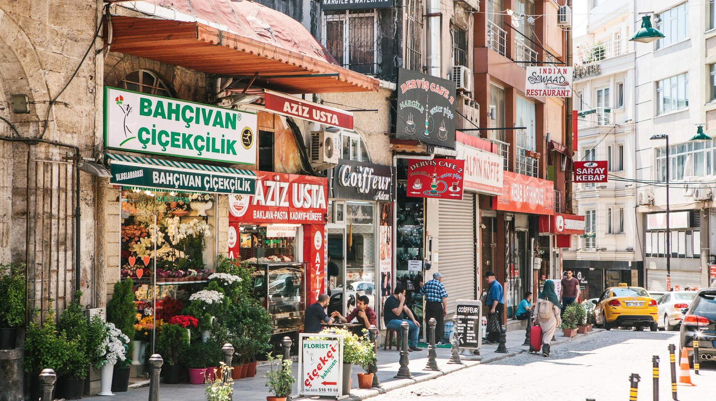 Discover the best restaurants in the Sultanahmet district of Istanbul