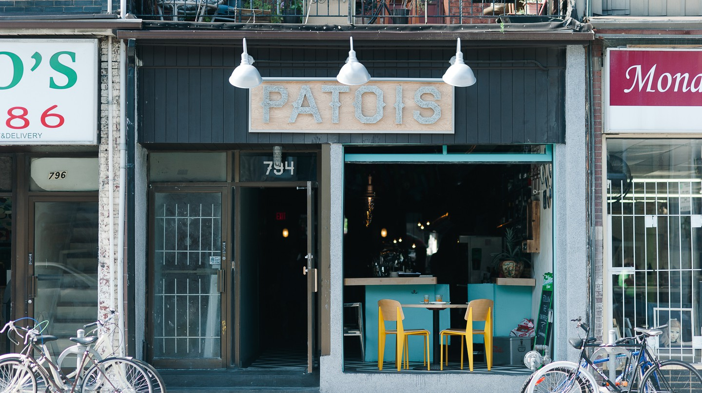 Patois Toronto specializes in Caribbean-Asian cuisine