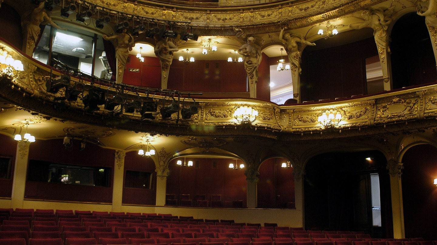 The Berliner Ensemble theatre was the site of Bertolt Brecht's breakthrough