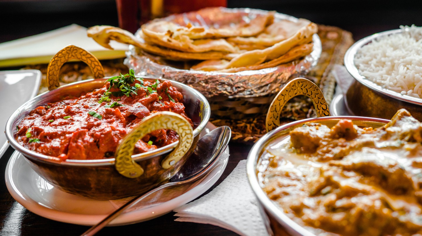 Soho has a number of top Indian restaurants to choose from