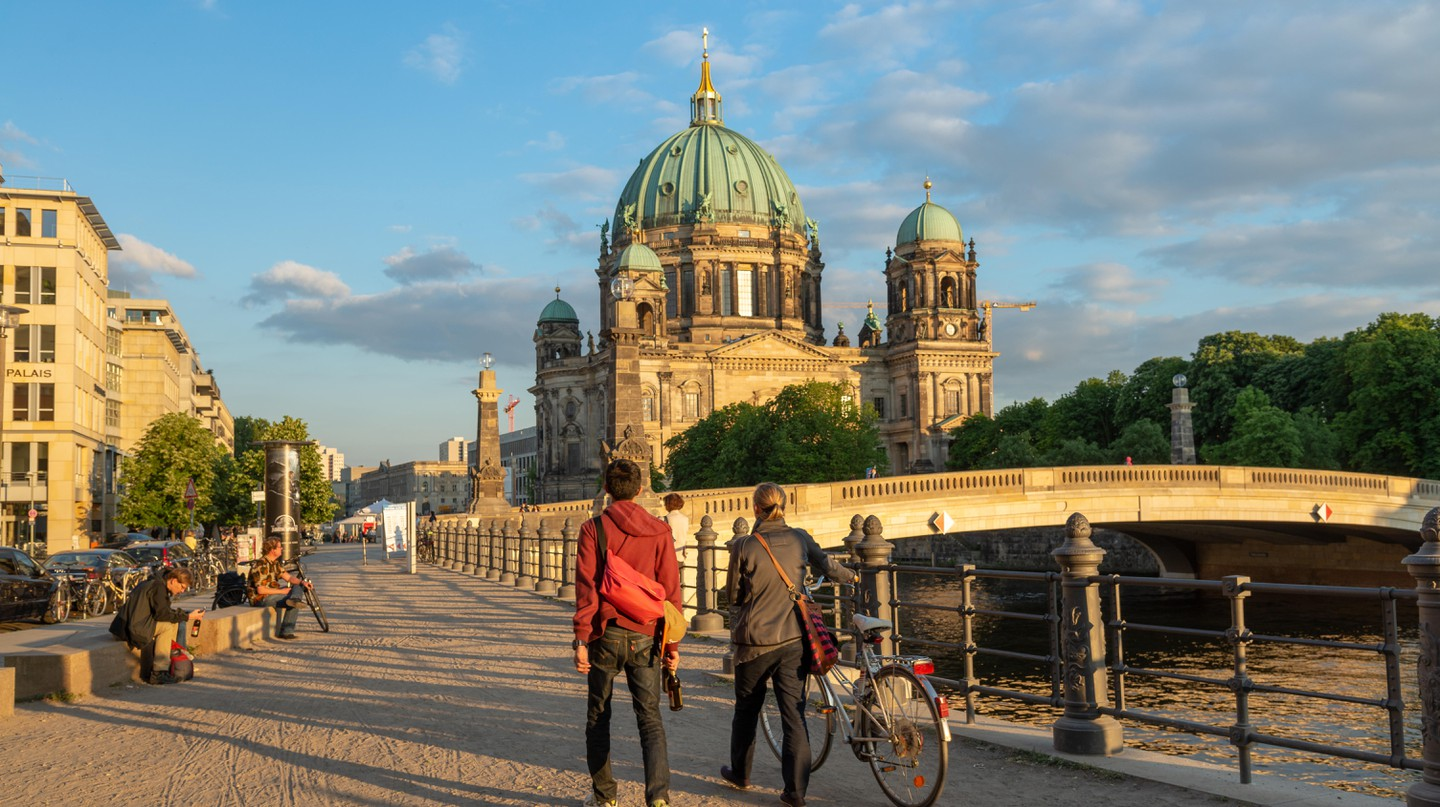 Discover the many things to do in Mitte