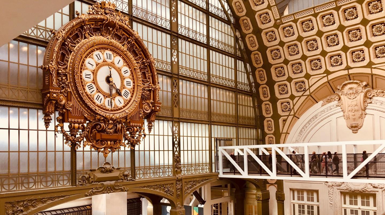 Make sure to explore Paris's Musée d'Orsay