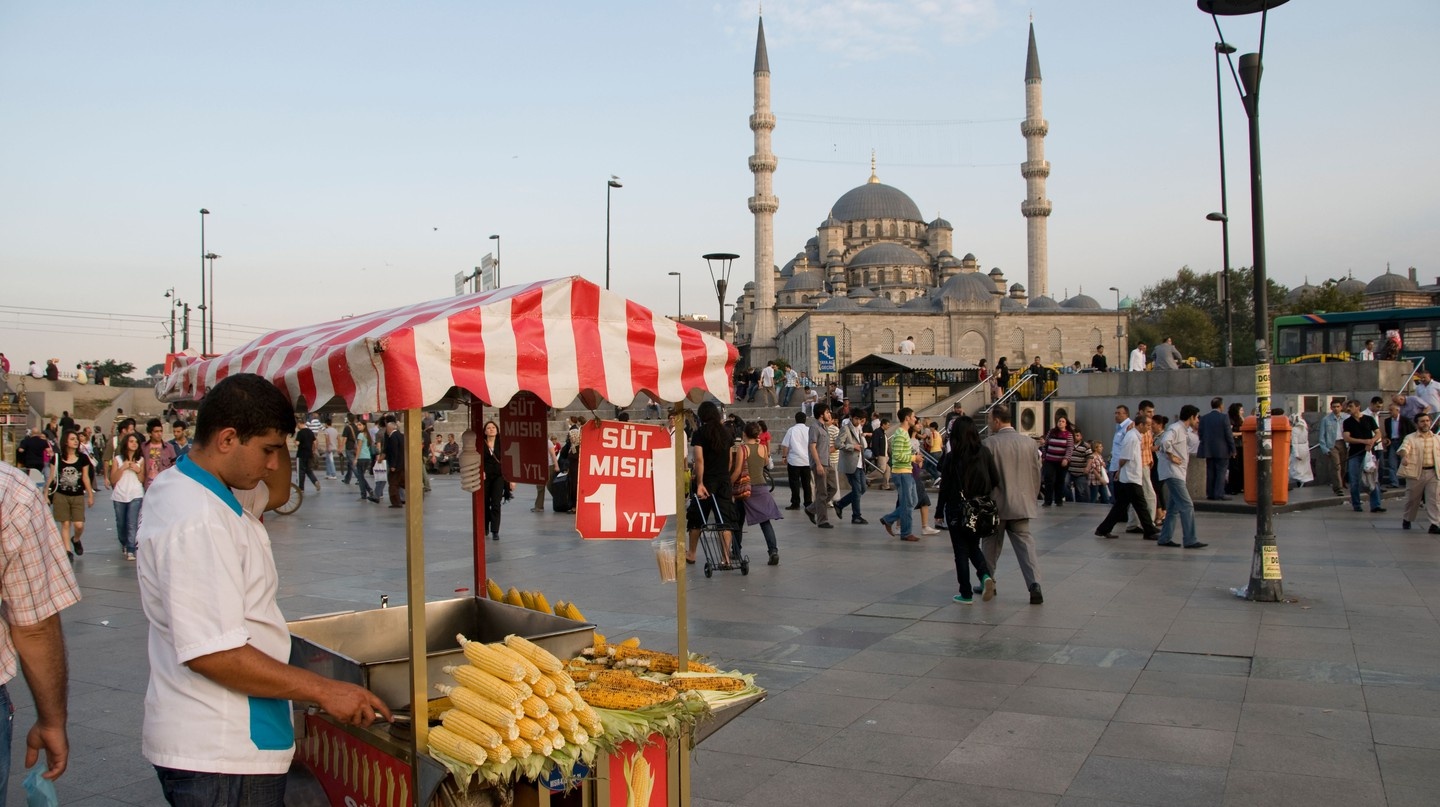 Istanbul's culinary creations can be explored on a budget
