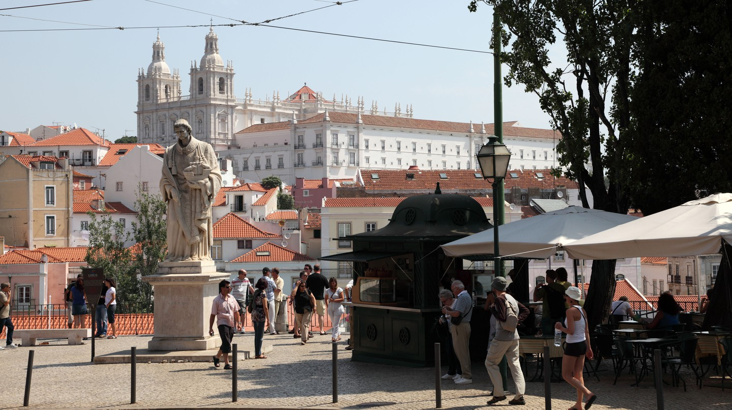 Alfama is Lisbon's most charming and oldest district