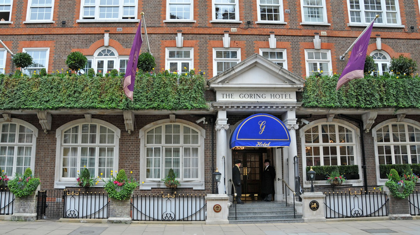 Have a memorable stay in London at one of its most famous hotels