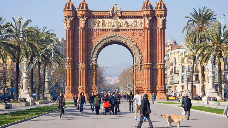 Barcelona has many hotels that won't break the bank