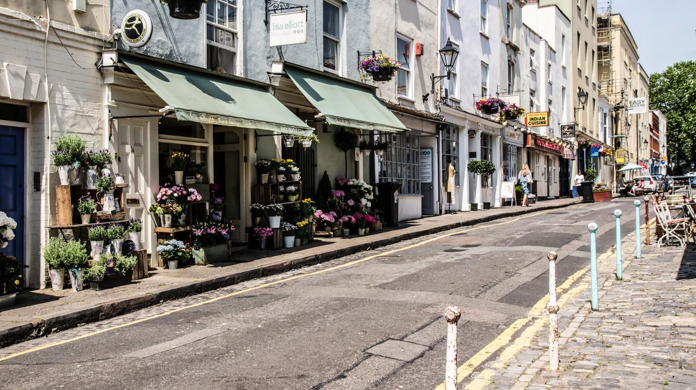 Clifton, Bristol England UK.