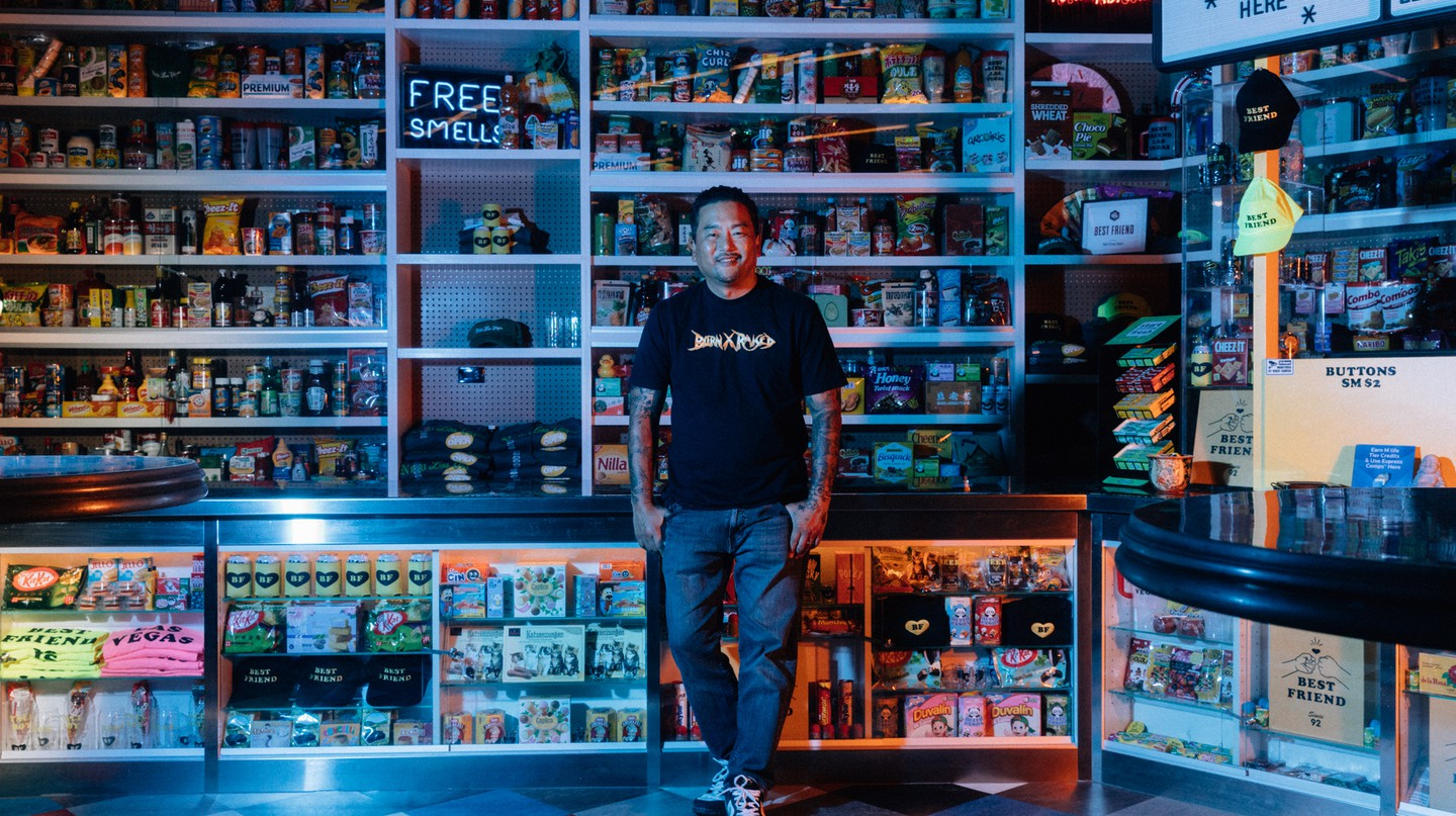 At Best Friend, Roy Choi fuses LA and Las Vegas