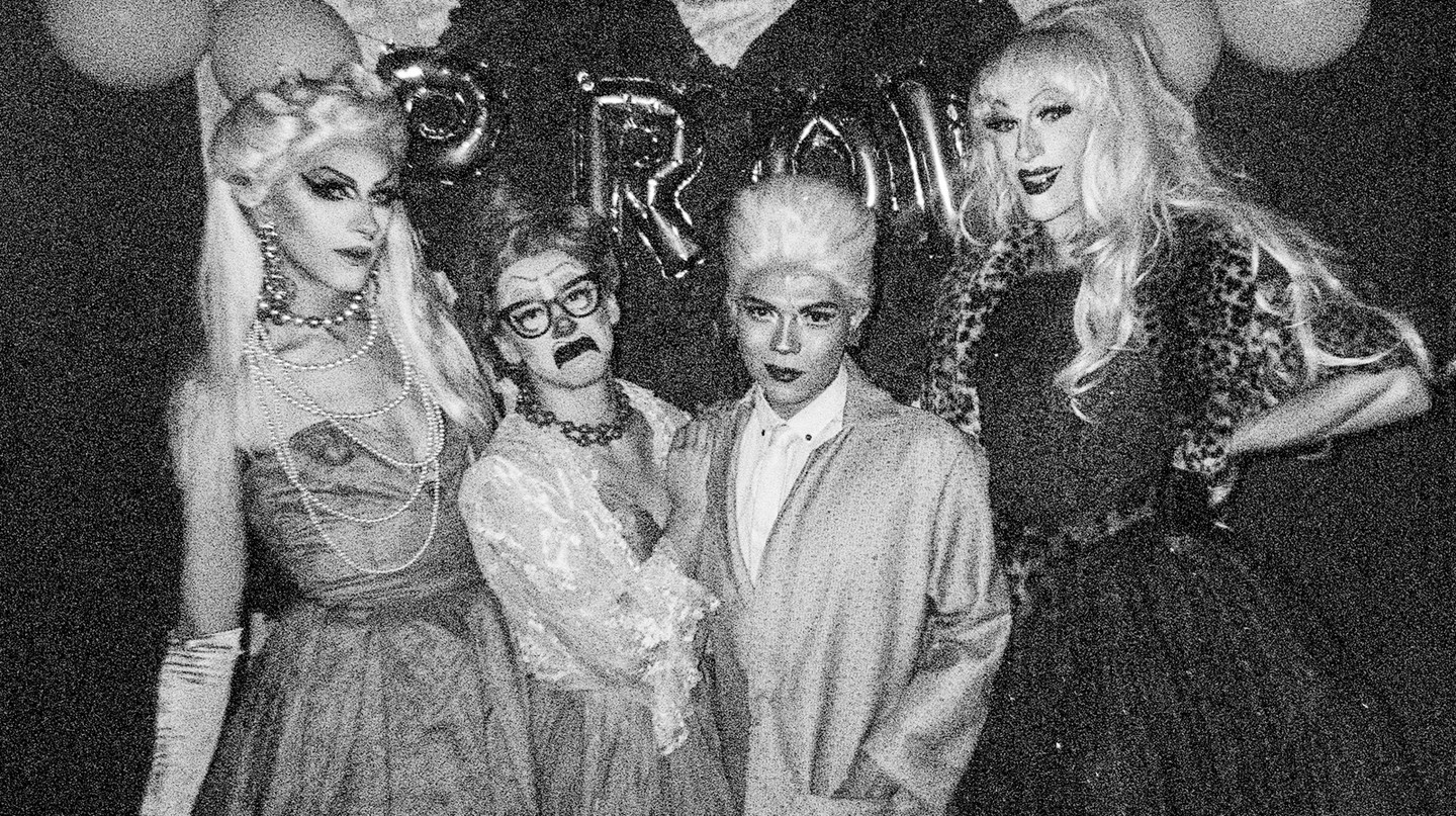 The Diet Ghosts have become the queens of Toronto's drag underworld