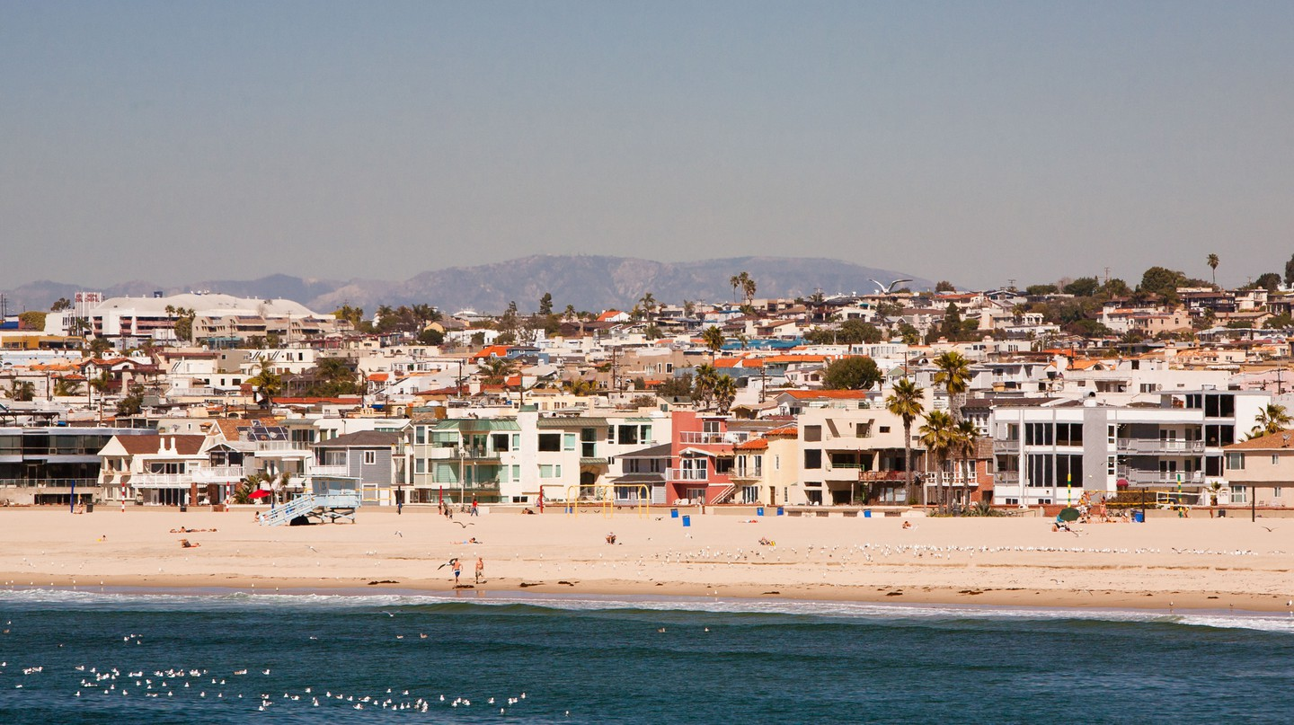 Los Angeles is brimming with romantic places to stay, including oceanfront properties